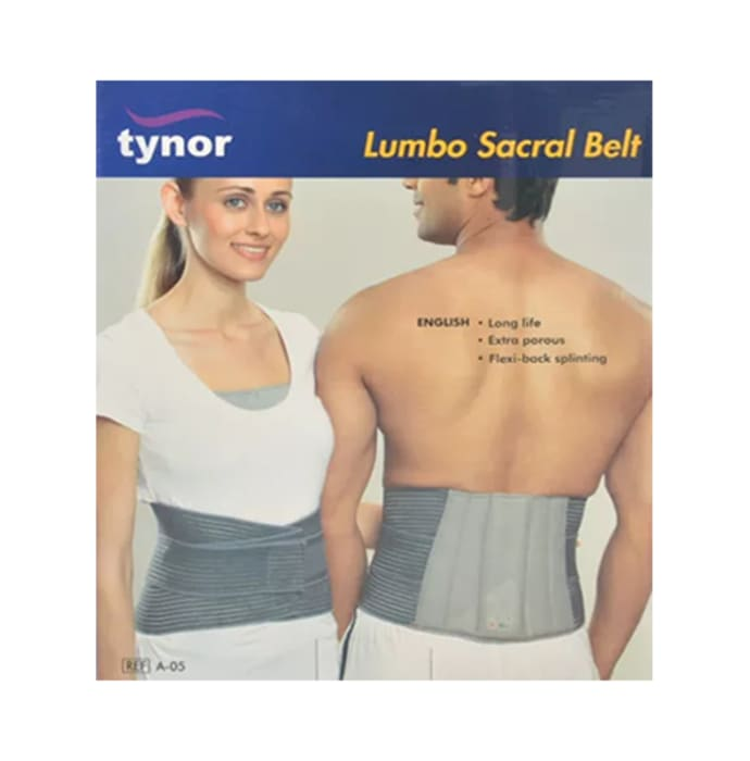 Tynor A-05 Lumbo Sacral Belt XXXL