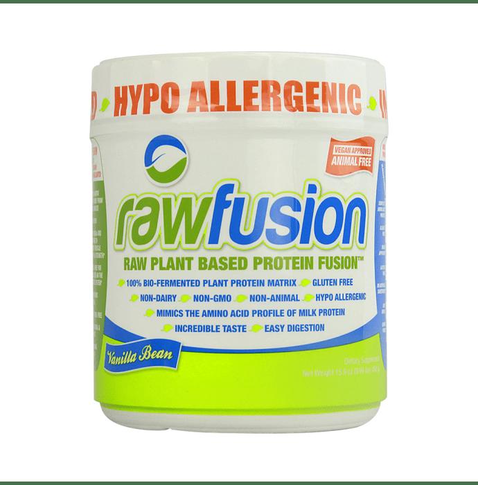 SAN Rawfusion Powder Vanilla Bean