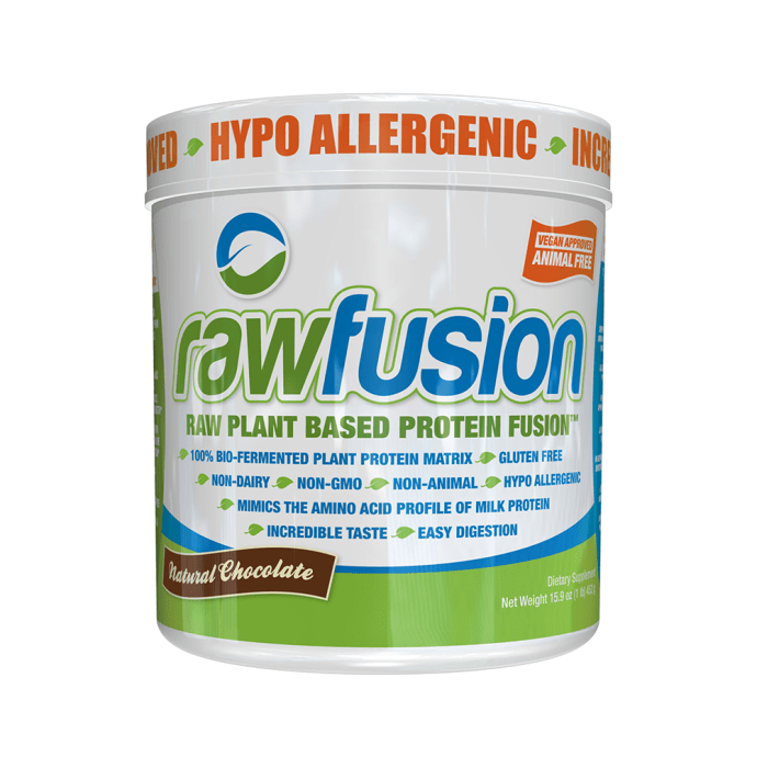 SAN Rawfusion Powder Natural Chocolate