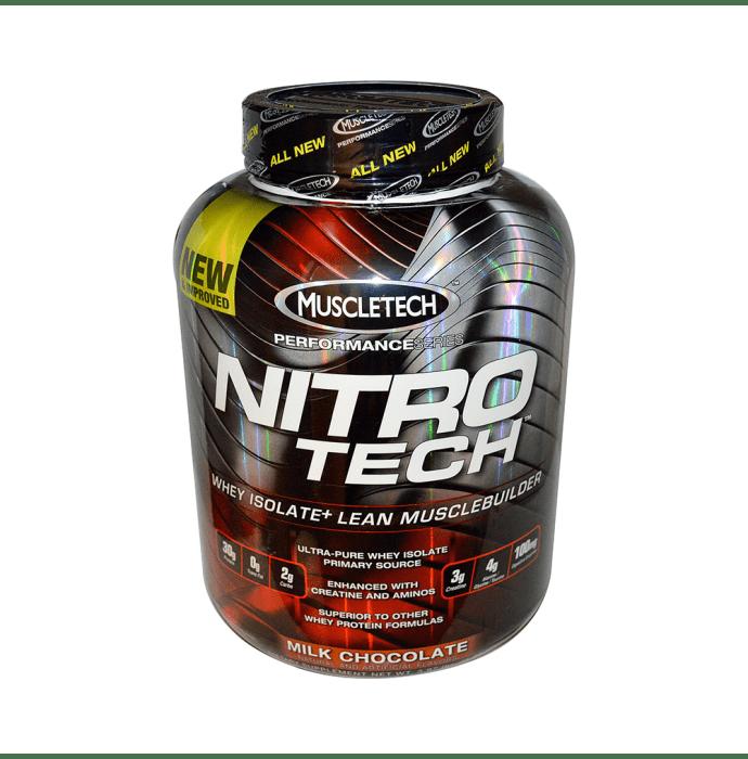 Muscletech Nitrotech Performance Series Chocolate