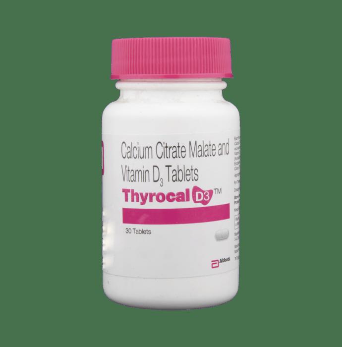Thyrocal D3 Tablet
