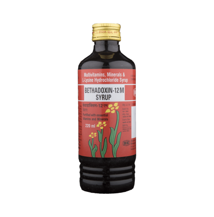 Bethadoxin -12 M Syrup