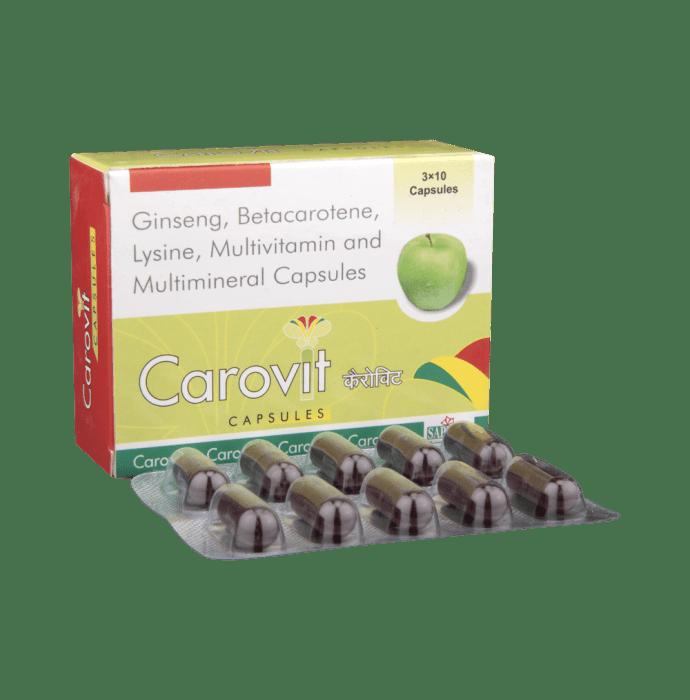 Carovit Capsule