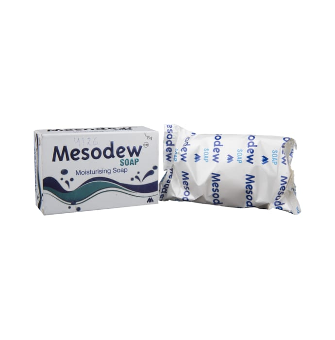 Mesodew Soap