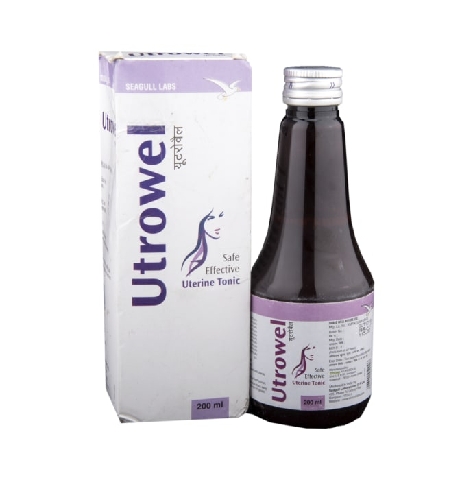 Utrowel Syrup
