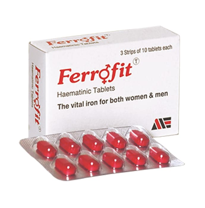 Ferrofit Tablet