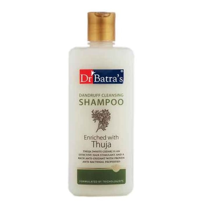 Dr Batra's Thuja Dandruff Cleansing Shampoo