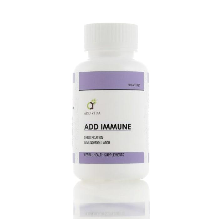 Add Immune Capsule