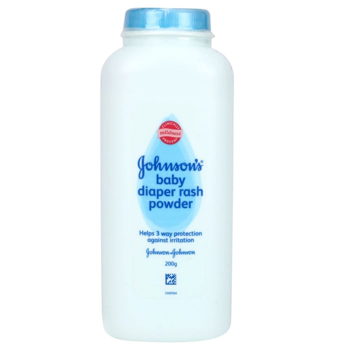 Johnsons Baby Diaper Rash  Powder