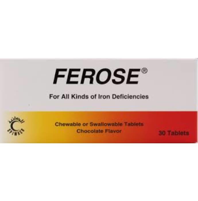 Ferose Tablet
