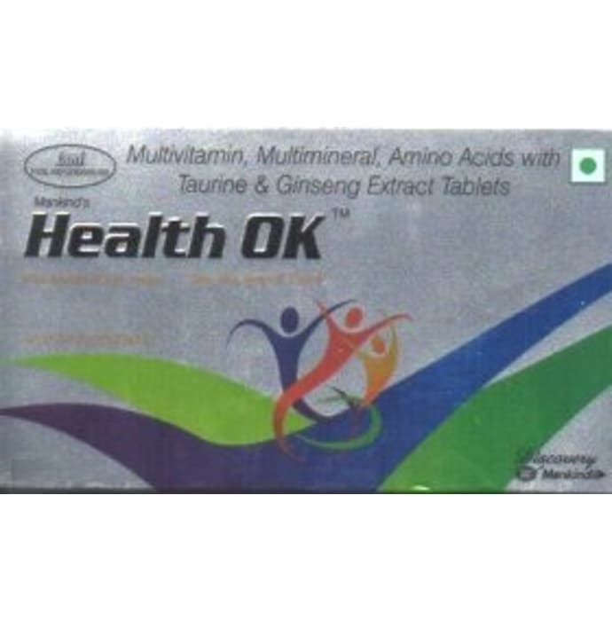 Health OK Tablet