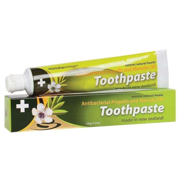 Manuka Vantage Toothpaste