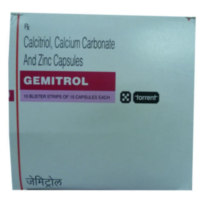 Gemitrol Capsule