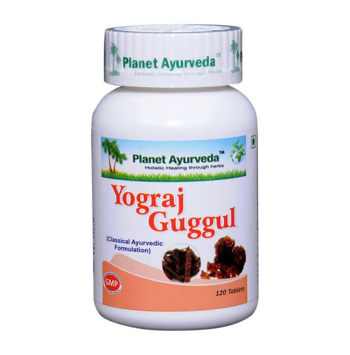 Planet Ayurveda Yograj Guggul