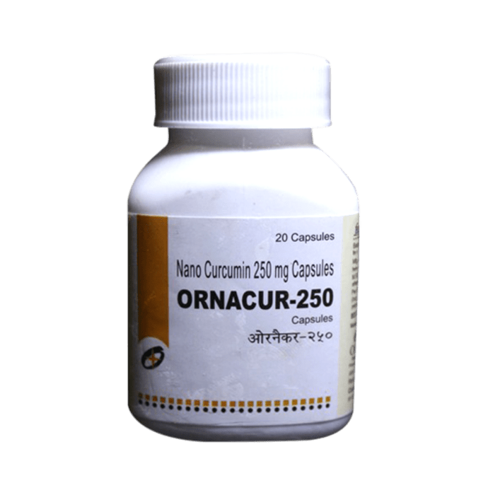 Ornacur - 250 Capsule