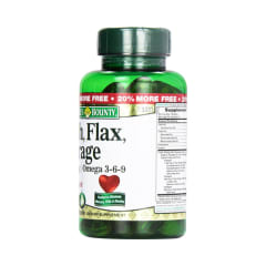 Nature S Bounty Fish Flax Borage Omega 3 6 9 1200mg Soft