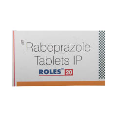 Roles 20 Tablet: View Uses, Side Effects, Price and Substitutes | 1mg