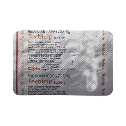 Terbicip 250 uses gas