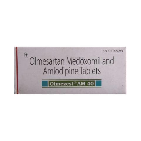Olmezest 10 mg image