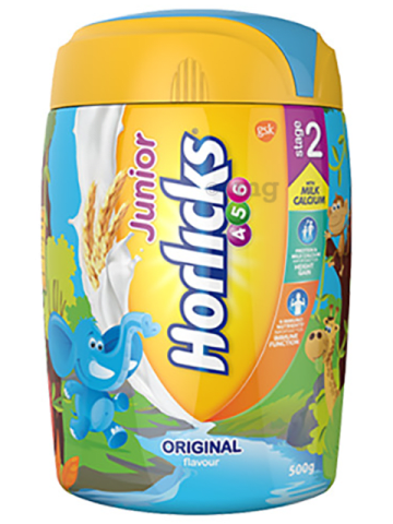 Junior Horlicks Stage 2 Health And Nutrition Drink Original Buy Jar Of 500 Gm Powder At Best Price In India 1mg
