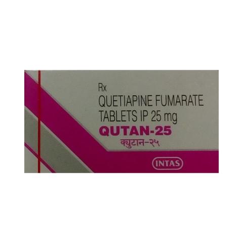 Qutan 25 mg pravastatin