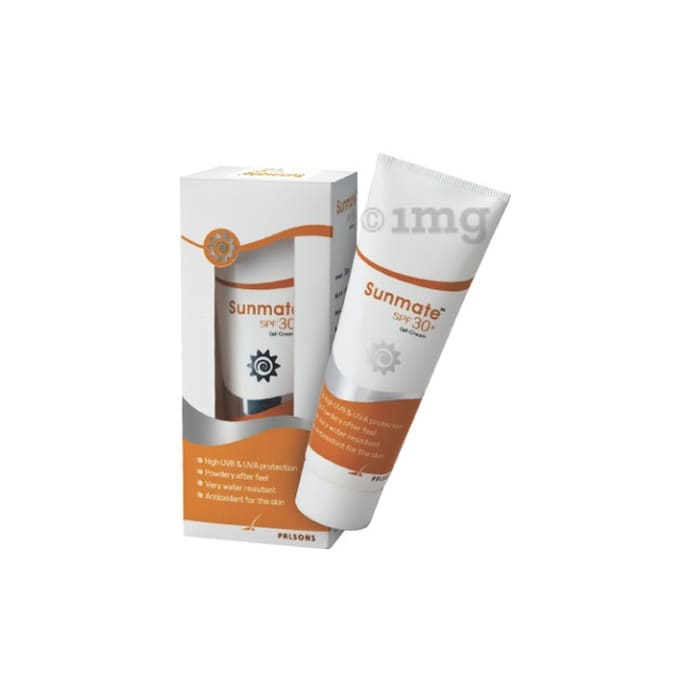Sunmate Gel-Cream SPF 30+