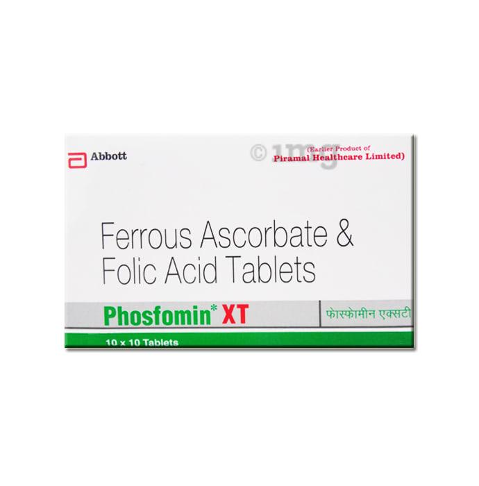 Phosfomin XT Tablet