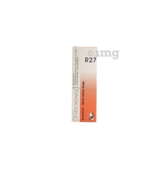 Dr. Reckeweg R27 Renal Calculi Drop