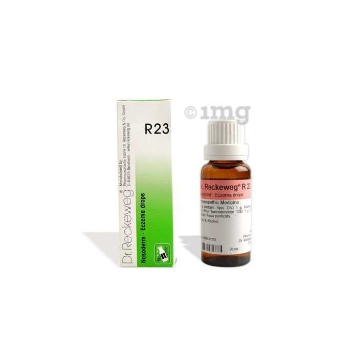 Dr. Reckeweg R23 Eczema Drop