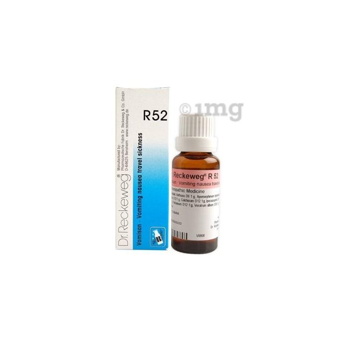 Dr. Reckeweg R52 Travel Sickness Drop