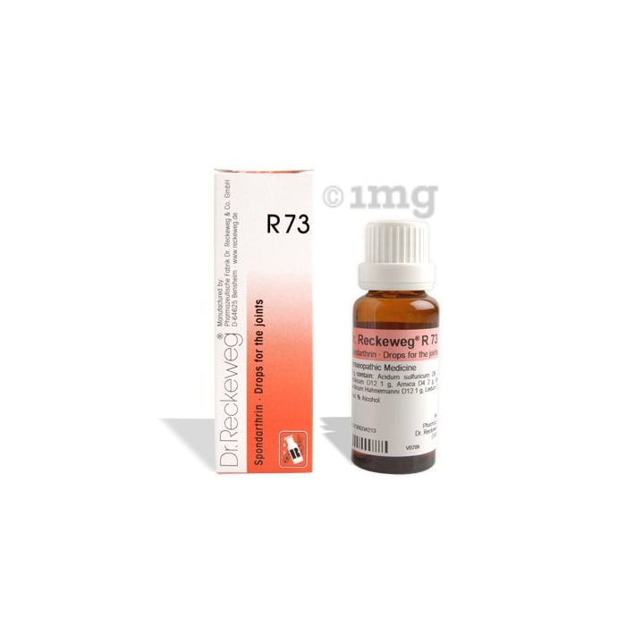 Dr. Reckeweg R73 Joint Pain Drop