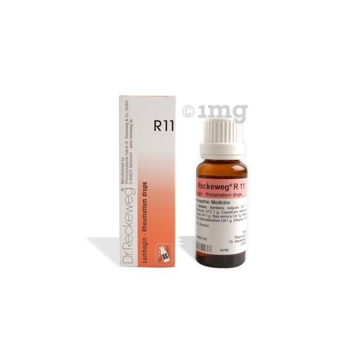 Dr. Reckeweg R11 Rheumatism Drop