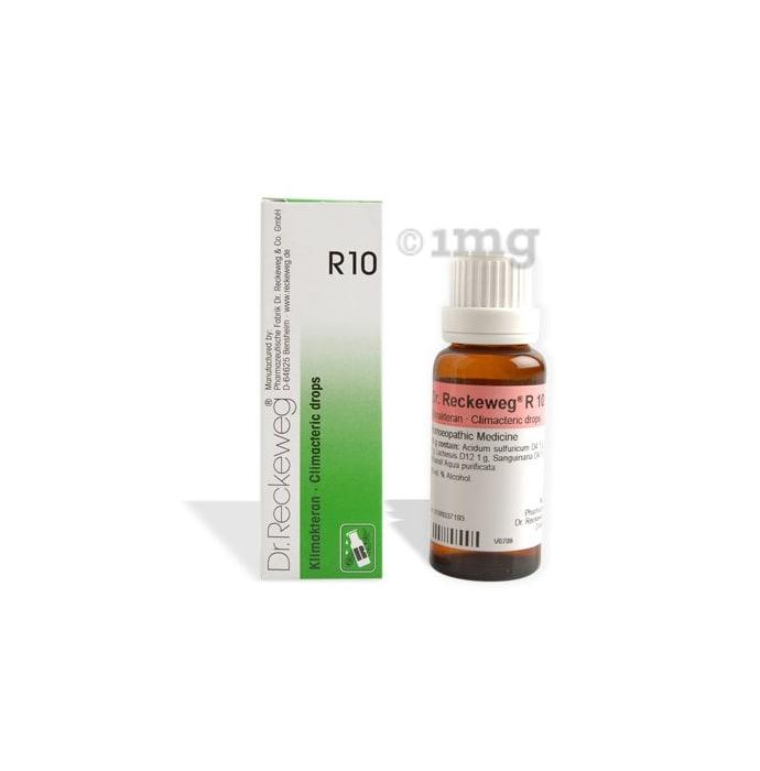 Dr. Reckeweg R10 Climacteric Drop
