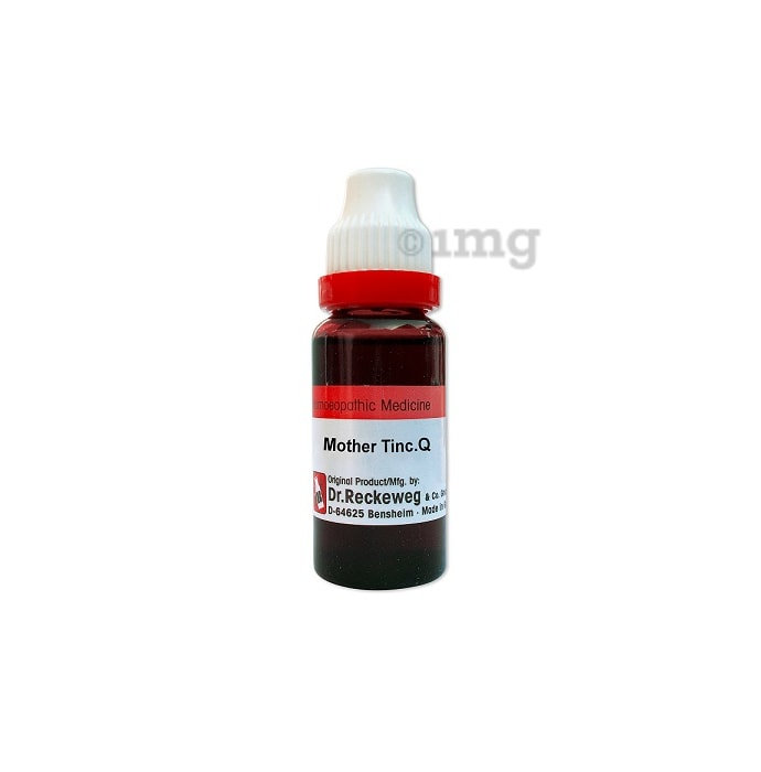 Dr. Reckeweg Angelica Archang Mother Tincture Q