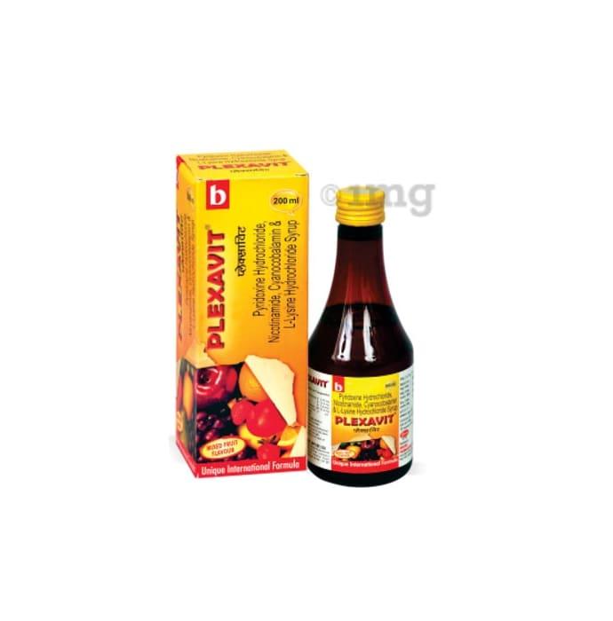 Plexavit Syrup