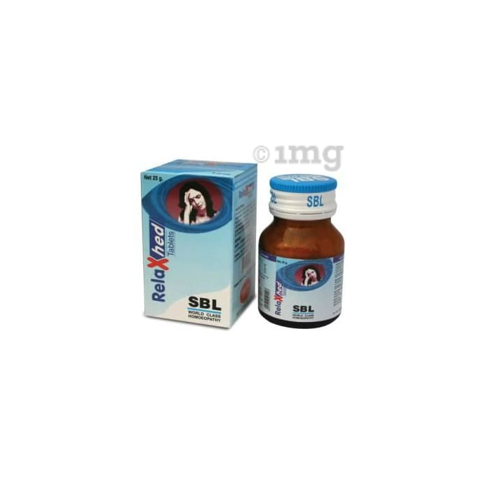 SBL Relaxhed Tablet