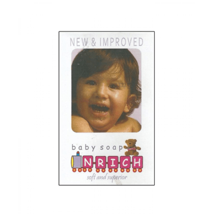 Nrich Baby Soap