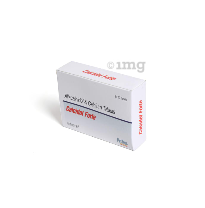 Calcidol Forte Tablet