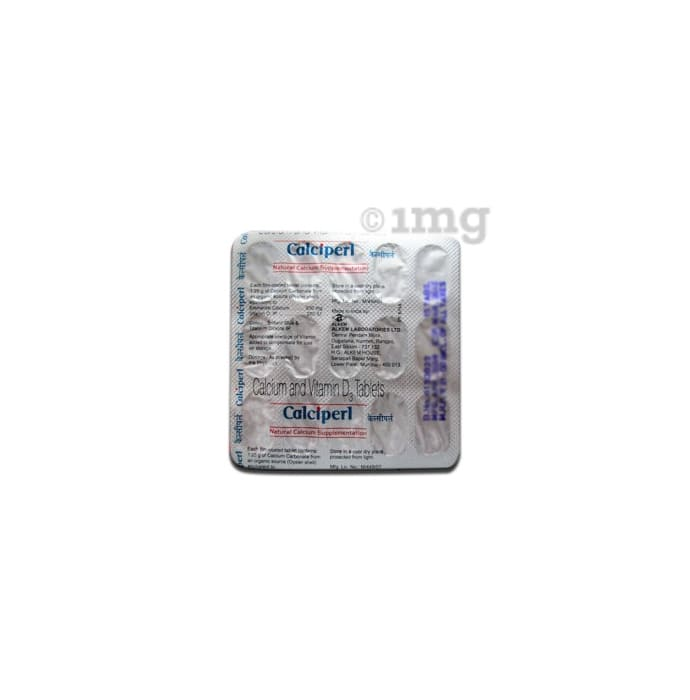 Calciperl Tablet