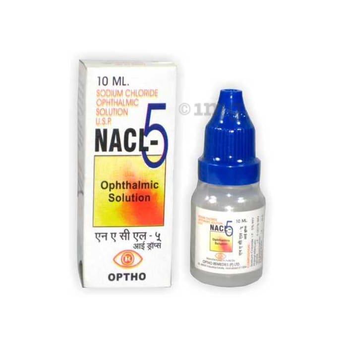 Nacl 5 Drop