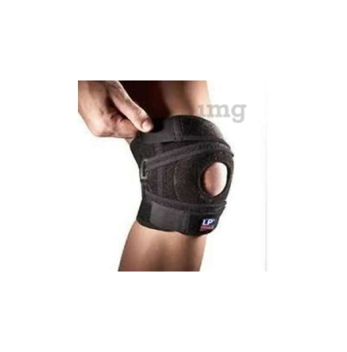 LP 533CA Knee Support with Posterior Reinforcement Strap (Single)