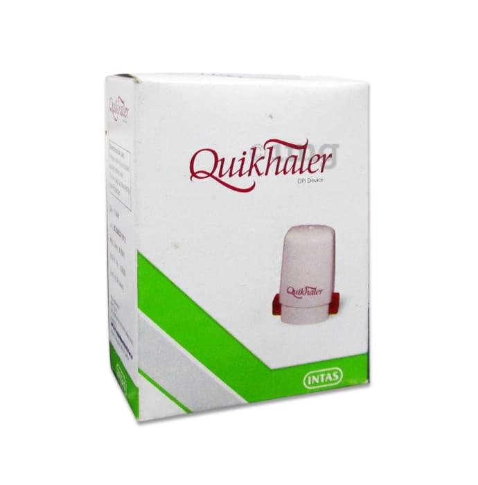 Quikhaler Device