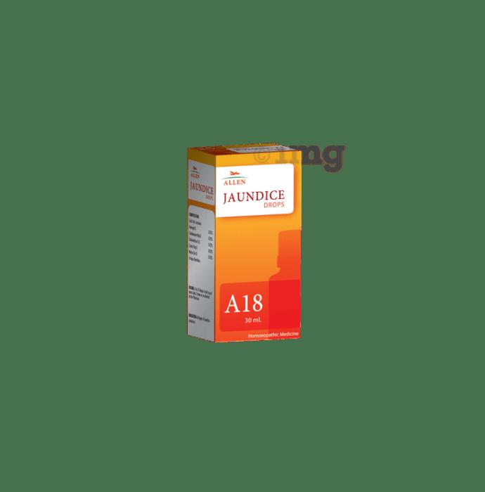 Allen A18 Jaundice Drop