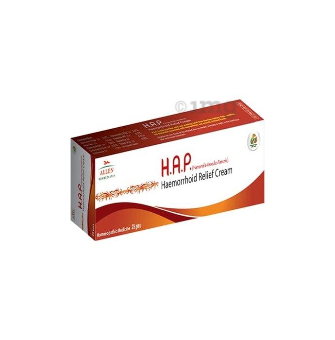 Allen H.A.P Haemorrhoid Relief Cream