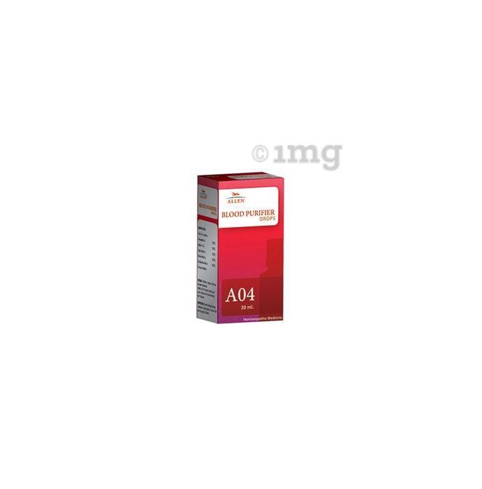 Allen A04 Blood Purifier Drop
