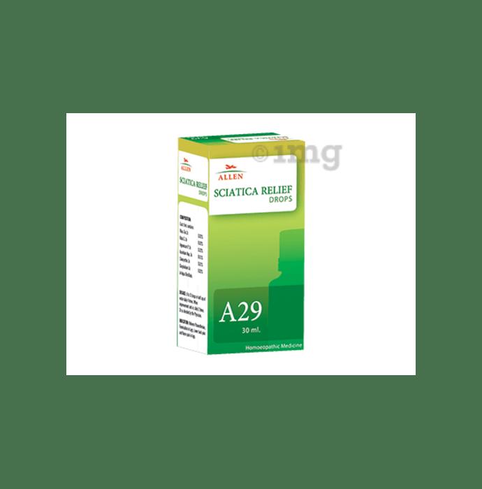 Allen A29 Sciatica Relief Drop