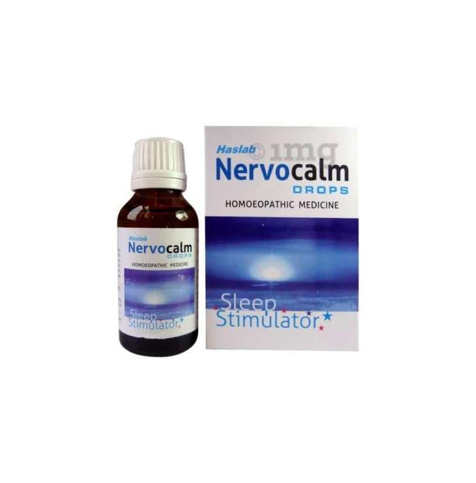 Haslab Nervocalm Sleep Stimulator Drop