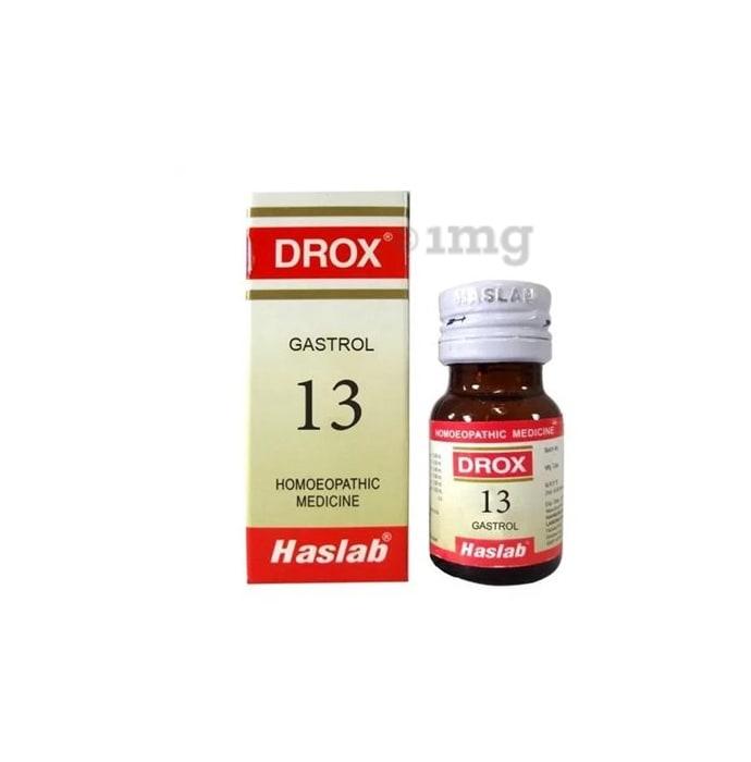 Haslab Drox 13 Gastrol Drop