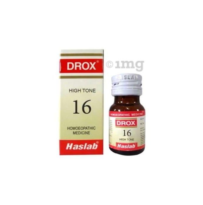 Haslab Drox 16 High Tone Drop