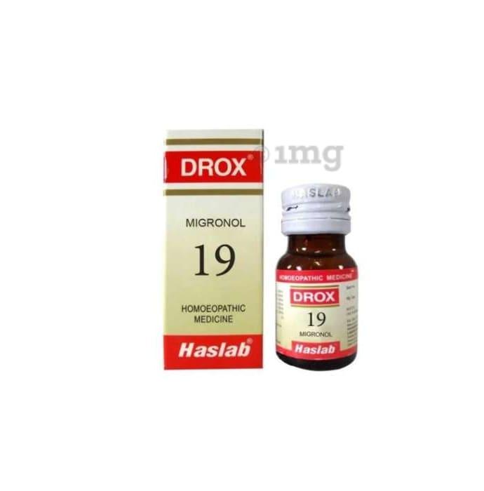 Haslab Drox 19 Migronol Drop